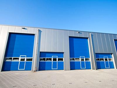 commercial door sales installation service american door company pinellas & hillsborough county tampa florida