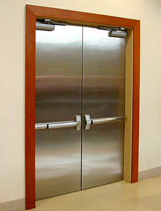 commercial metal & hollow metal doors
